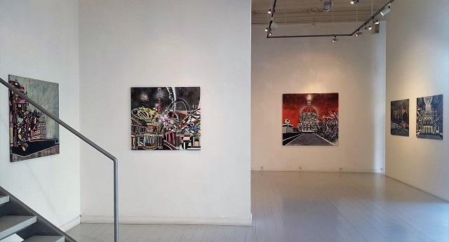 Galleri Christoffer Egelund. 2016