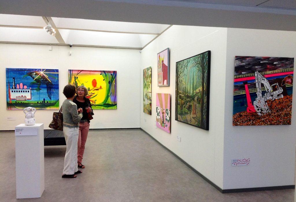 Randers Artmuseum. 2013